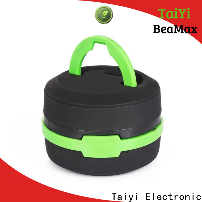 Taiyi Electronic crank rechargeable led lantern supplier for roadside repairs