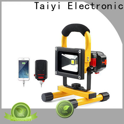 Taiyi Electronic durable cob work light series for roadside repairs