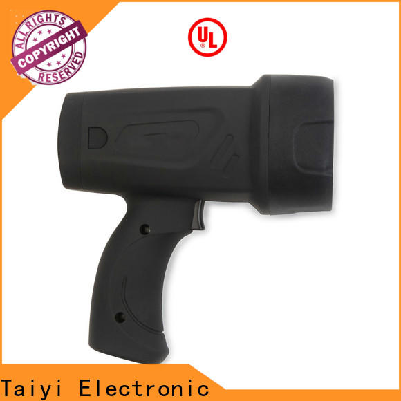Taiyi Electronic spotlight best handheld spotlight manufacturer for search