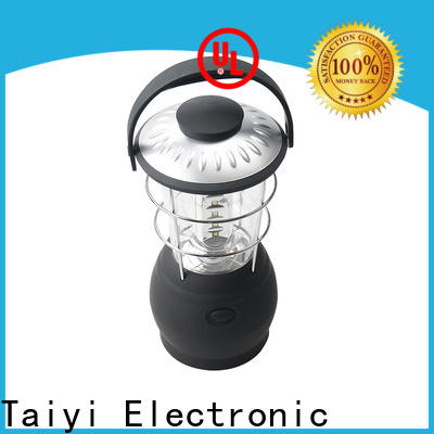 Taiyi Electronic rechargeable outdoor led lantern series for electronics