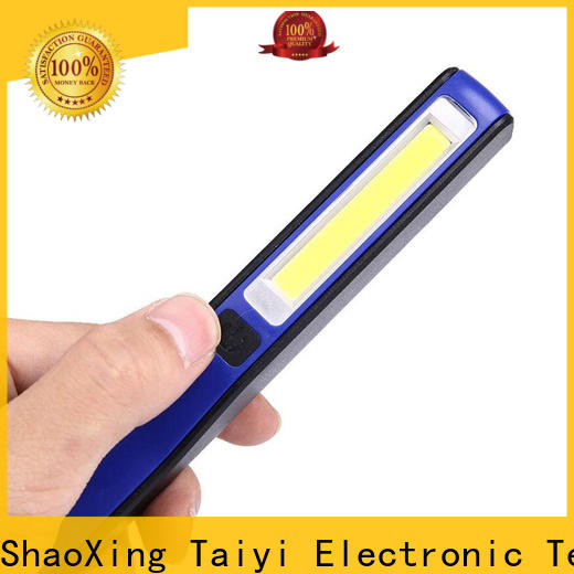 high quality rechargeable cob work light magnetic supplier for roadside repairs