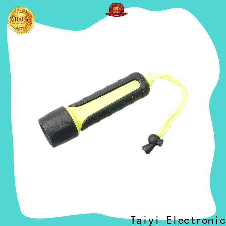 Taiyi Electronic work cordless work light series for roadside repairs