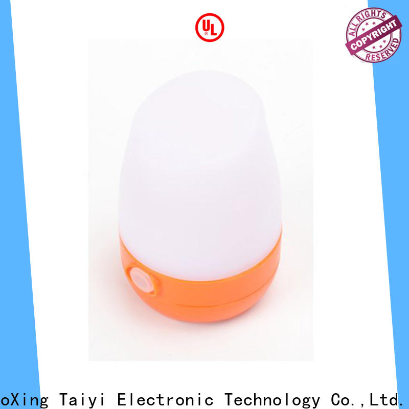 Taiyi Electronic lantern led camping lights series for electronics