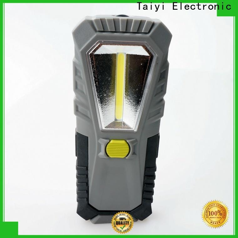 Taiyi Electronic inspection handheld work light supplier for electronics
