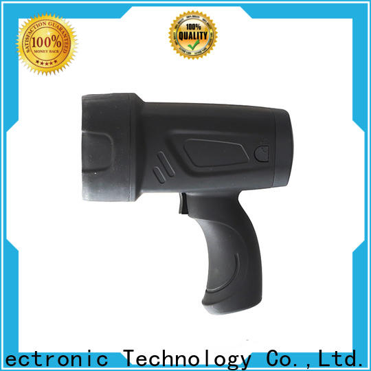 Taiyi Electronic high quality best rechargeable spotlight supplier for sports