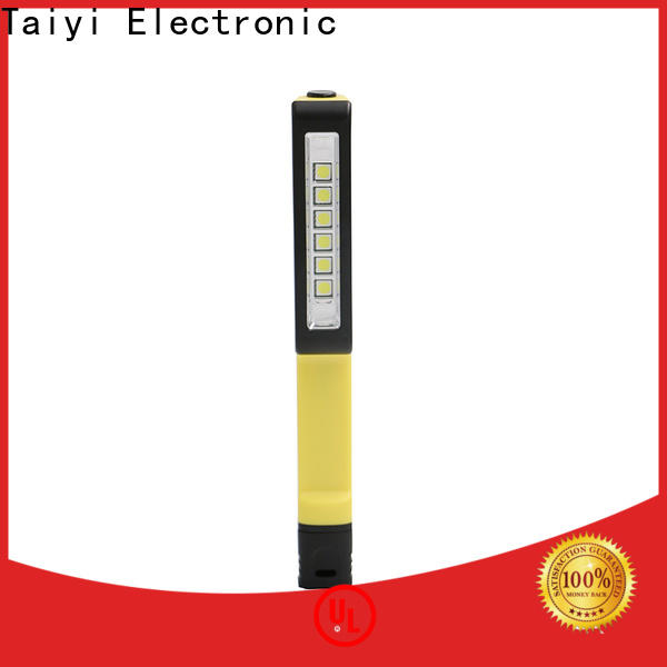 Taiyi Electronic durable rechargeable led work light supplier for multi-purpose work light
