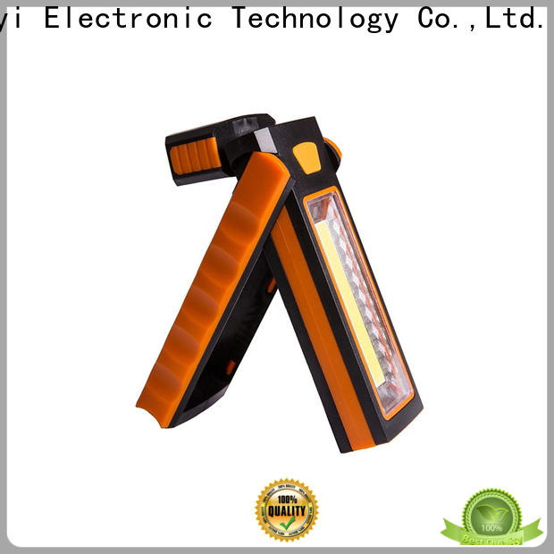 stable rechargeable led work light cabinet manufacturer for electronics