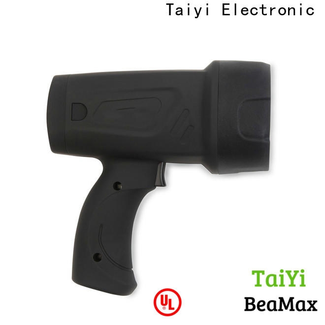 Taiyi Electronic high quality most powerful handheld spotlight series for sports