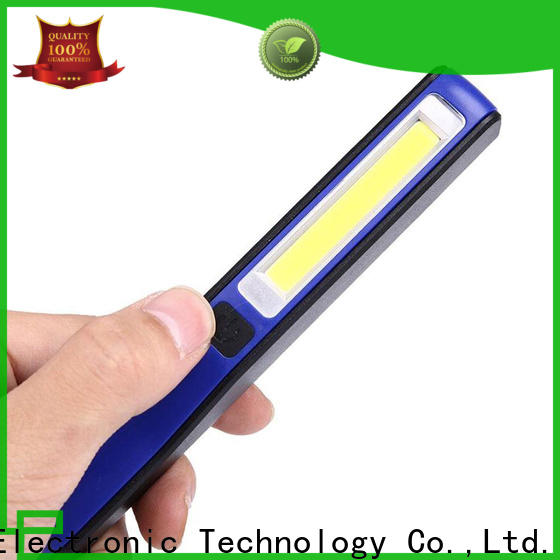 high quality magnetic led work light rechargeable camping series for roadside repairs