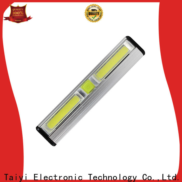 Taiyi Electronic light rechargeable cob led work light wholesale for electronics