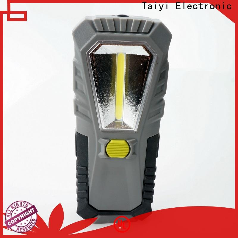 Taiyi Electronic inspection magnetic work light wholesale for electronics