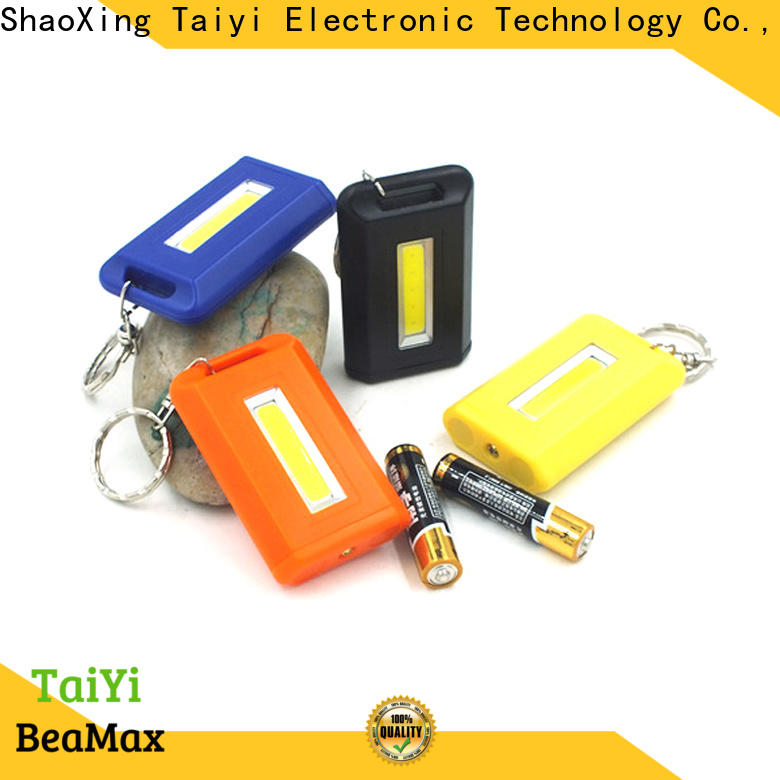 professional custom keychain flashlights solar manufacturer for roadside repairs