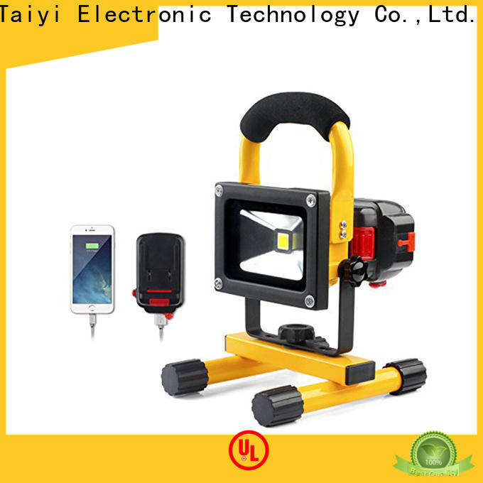 Taiyi Electronic lamp 12 volt led work lights manufacturer for electronics