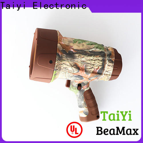 Taiyi Electronic promotional best portable spotlight manufacturer for vehicle breakdowns