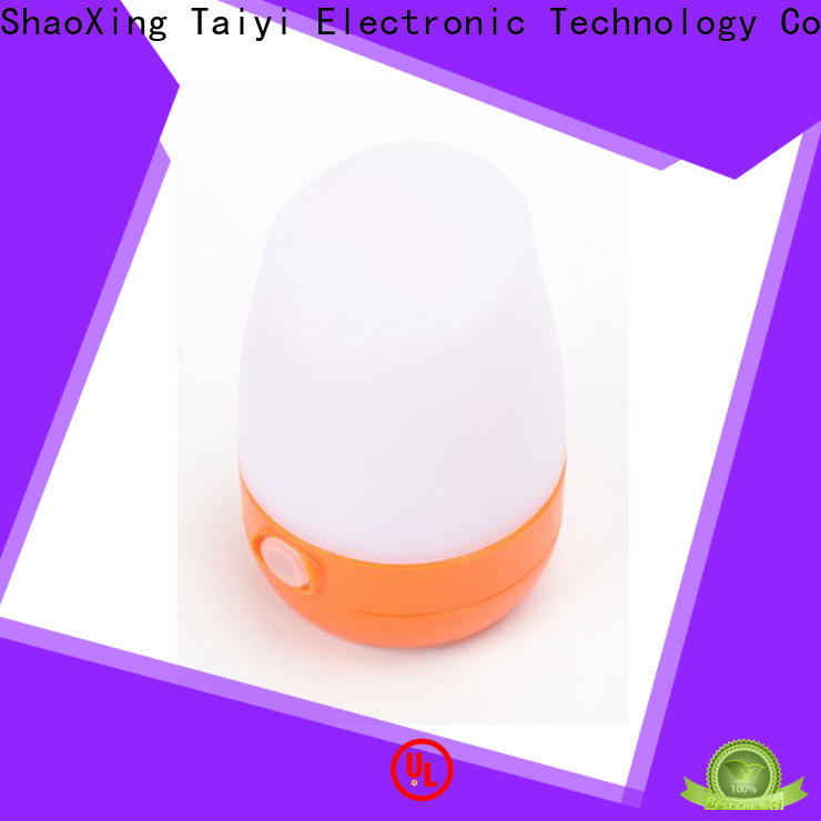 Taiyi Electronic bright brightest camping lantern wholesale for roadside repairs