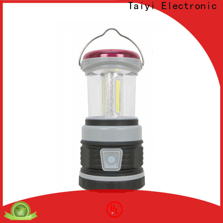 Taiyi Electronic battery portable led lantern wholesale for electronics