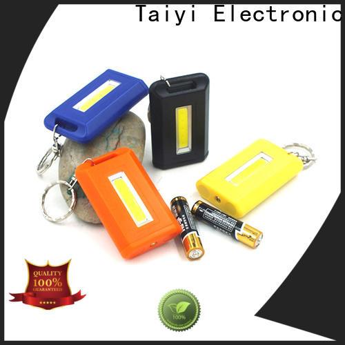 Taiyi Electronic mini led keychain series for roadside repairs