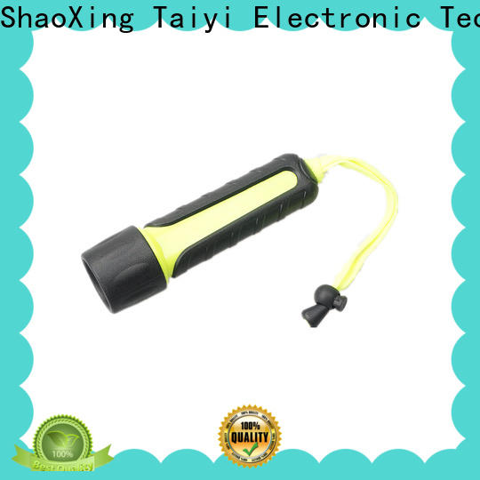 Taiyi Electronic rechargeable portable led work light supplier for electronics