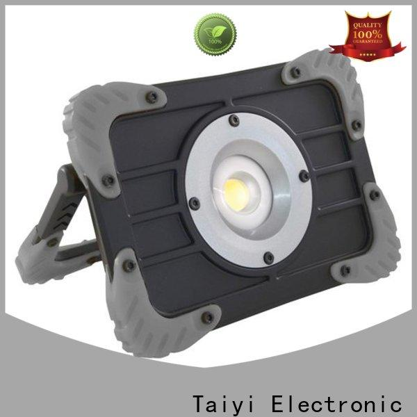 Taiyi Electronic led work light wholesale for roadside repairs