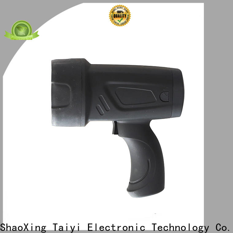 high quality powerful rechargeable spotlight bright supplier for camping