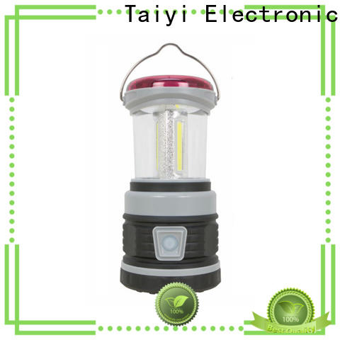 Taiyi Electronic professional best rechargeable camping lantern supplier for multi-purpose work light
