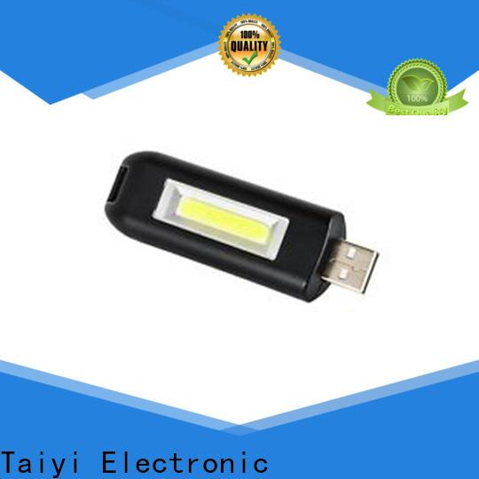 professional keychain led flashlight solar supplier for roadside repairs