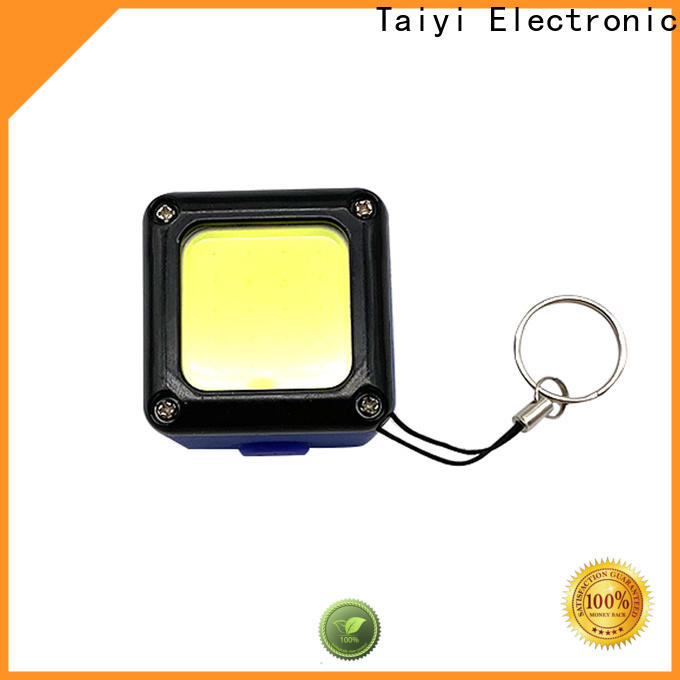 Taiyi Electronic cubic best led work light series for roadside repairs