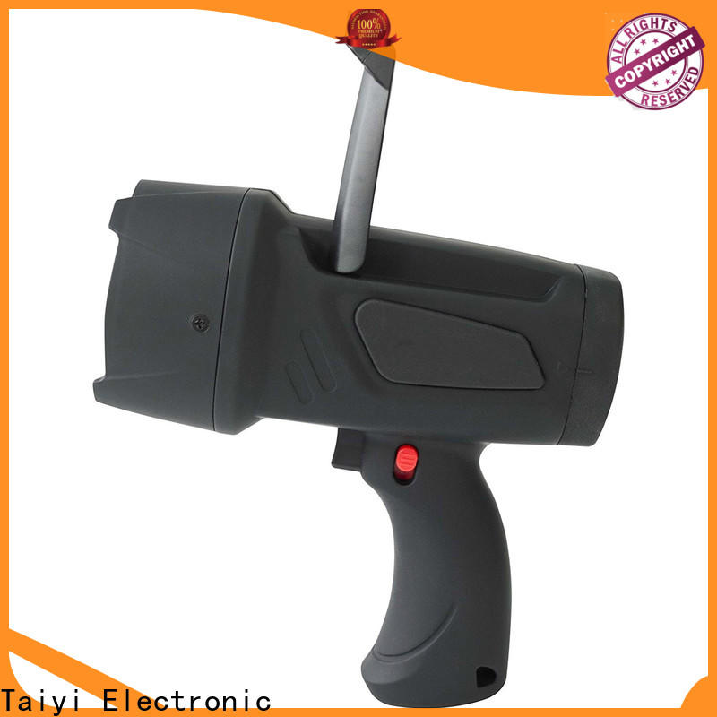 high quality best rechargeable spotlight outdoor supplier for camping