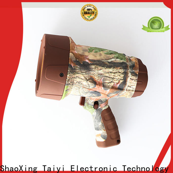 Taiyi Electronic portable search light manufacturer for vehicle breakdowns