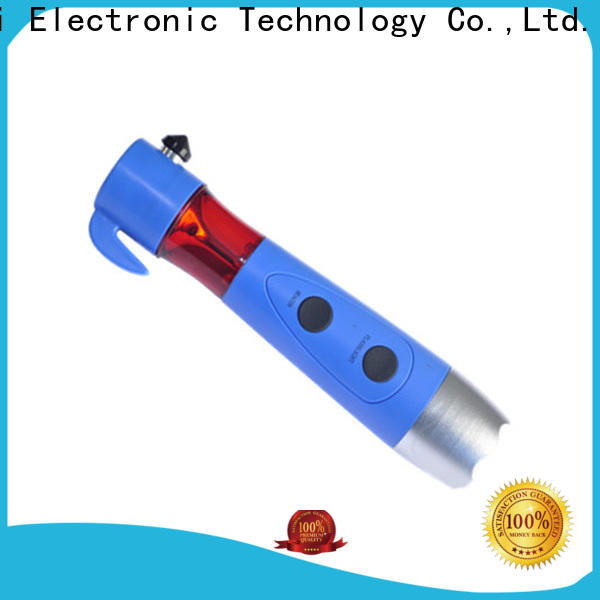 Taiyi Electronic online rechargeable led flashlight supplier for roadside repairs