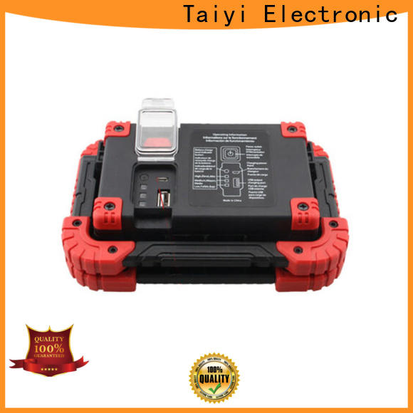 Taiyi Electronic work magnetic led work light series for multi-purpose work light