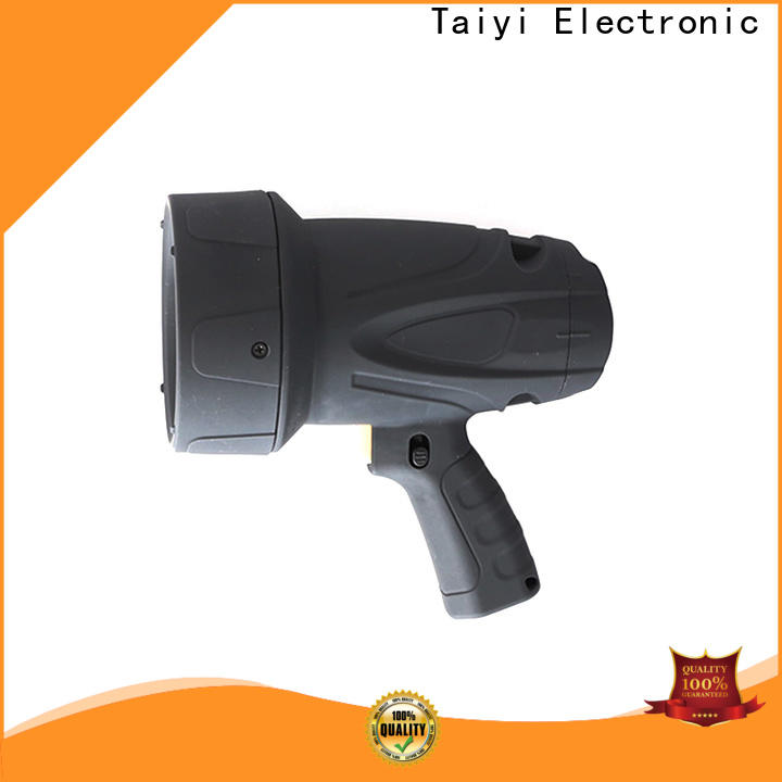 high quality best rechargeable spotlight search series for security