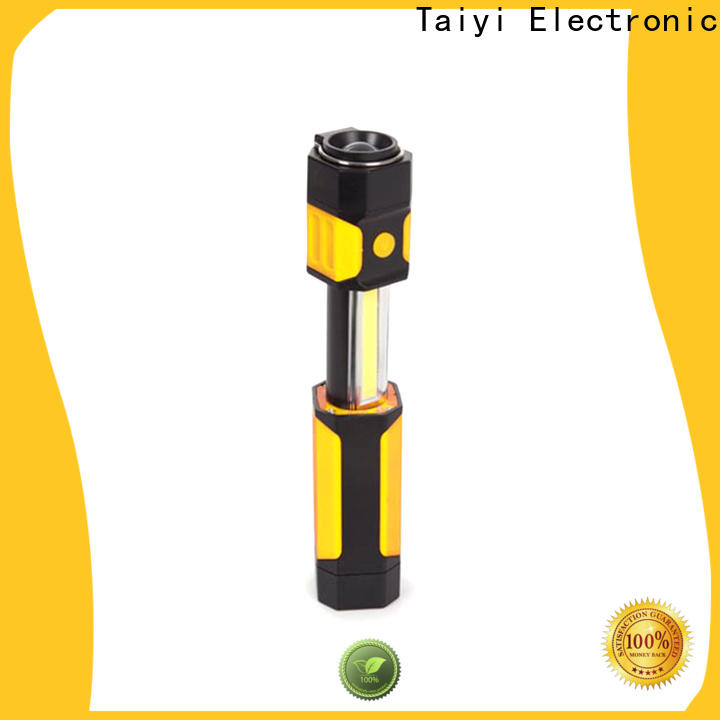 stable rechargeable cob led work light cubic supplier for roadside repairs