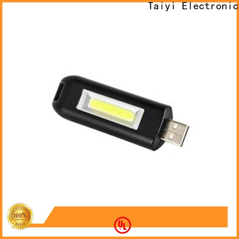 Taiyi Electronic colorful led keychain light wholesale for electronics