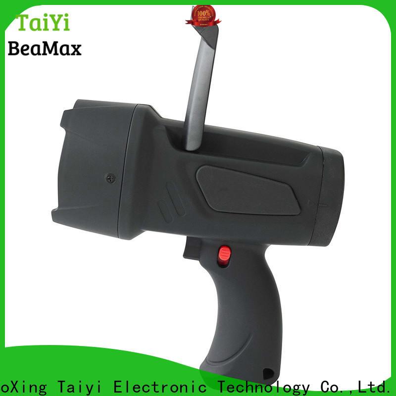 reasonable led handheld spotlight operated series for vehicle breakdowns