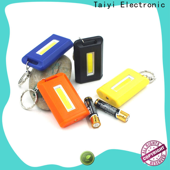 Taiyi Electronic professional custom keychain light supplier for electronics