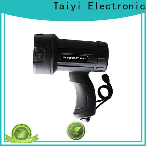 reasonable portable led spotlight handheld supplier for sports