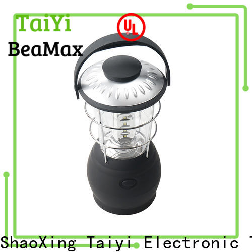 Taiyi Electronic durable battery powered lantern series for roadside repairs