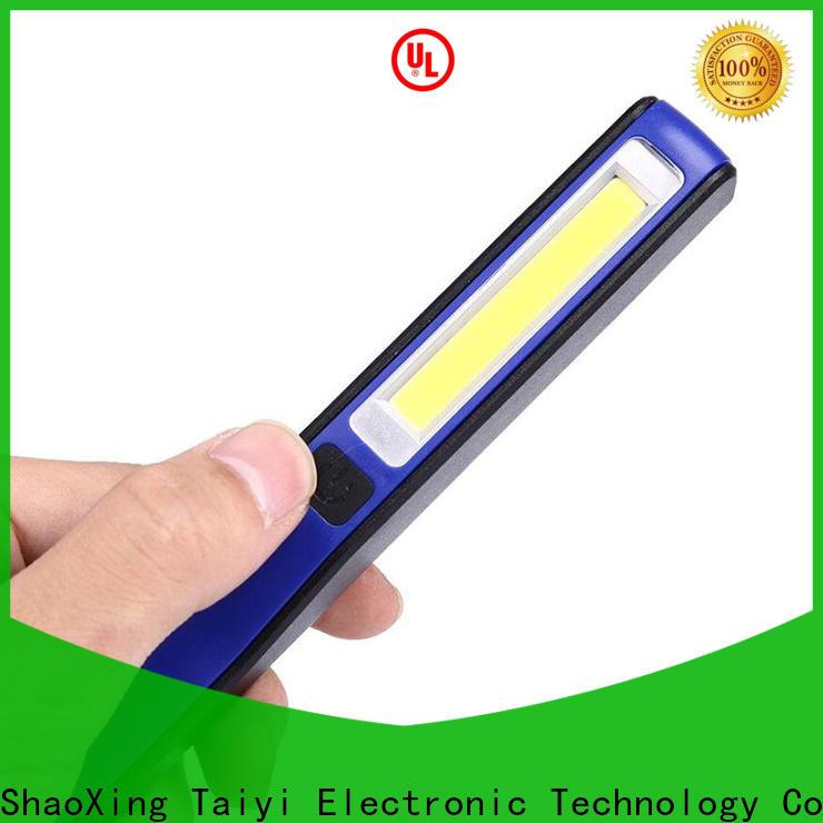Taiyi Electronic camping cordless work light series for multi-purpose work light