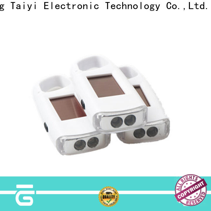Taiyi Electronic super keychain light series for electronics