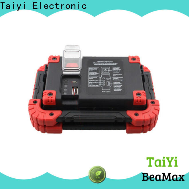 Taiyi Electronic stable portable work light manufacturer for multi-purpose work light