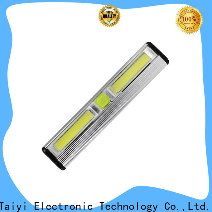 Taiyi Electronic diving rechargeable cob led work light manufacturer for multi-purpose work light