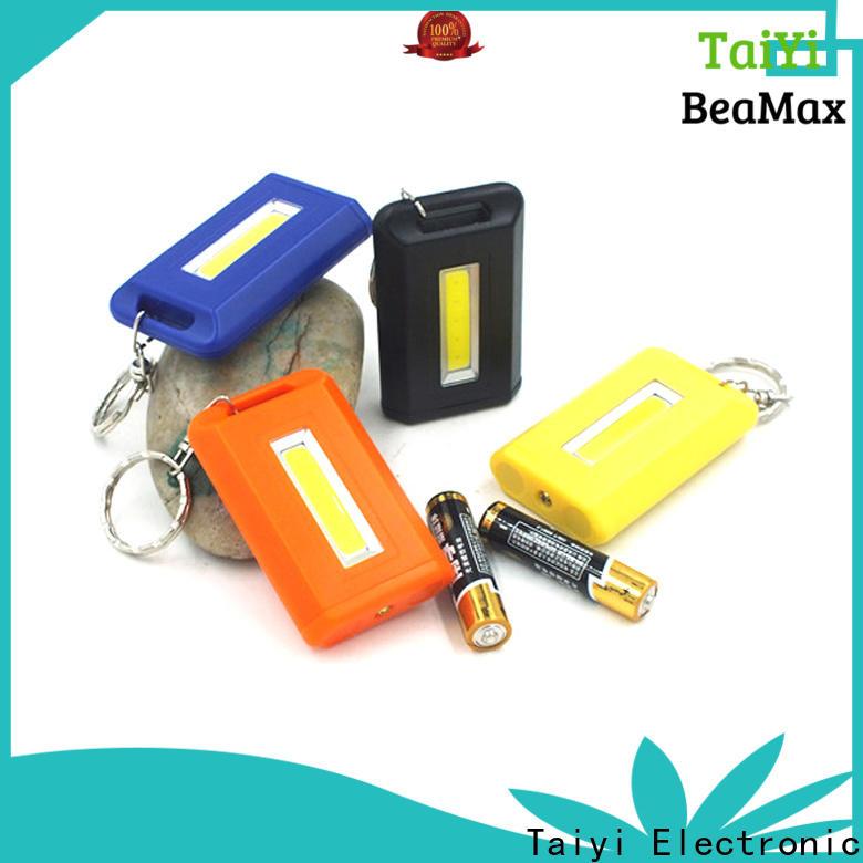 Taiyi Electronic professional best keychain flashlight series for electronics