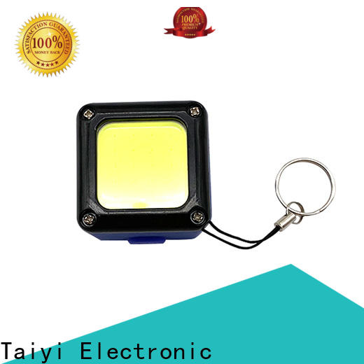 Taiyi Electronic flexible rechargeable cob led work light wholesale for electronics