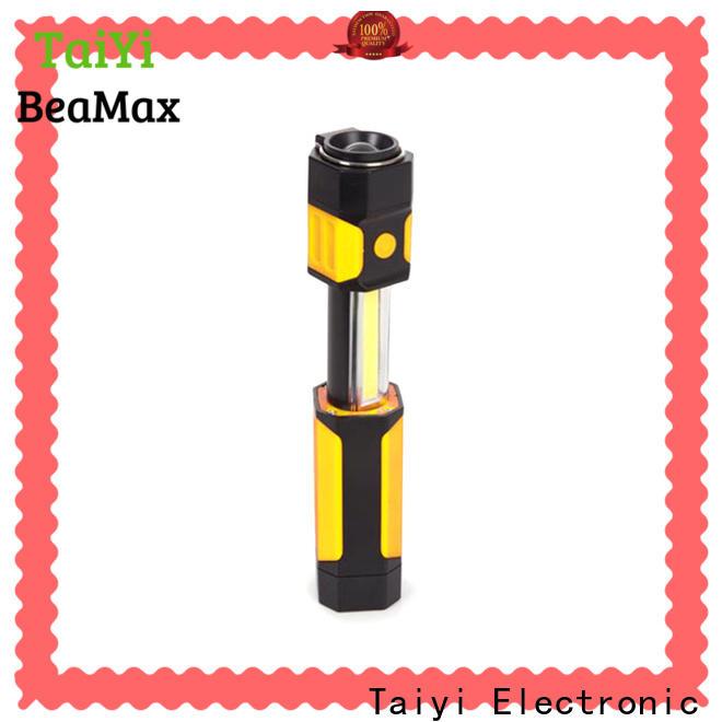 stable magnetic led work light plastic wholesale for roadside repairs
