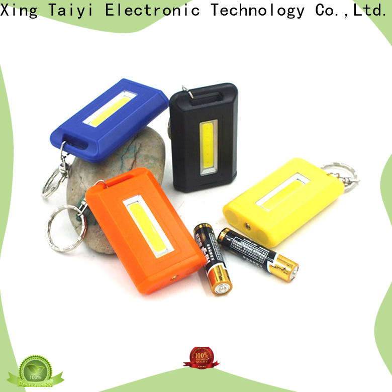 Taiyi Electronic professional led keychain supplier for roadside repairs