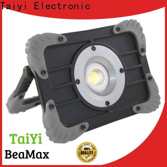 Taiyi Electronic professional led work light manufacturer for roadside repairs