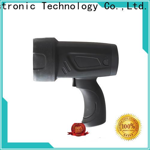 Taiyi Electronic durable highest lumen handheld spotlight manufacturer for security