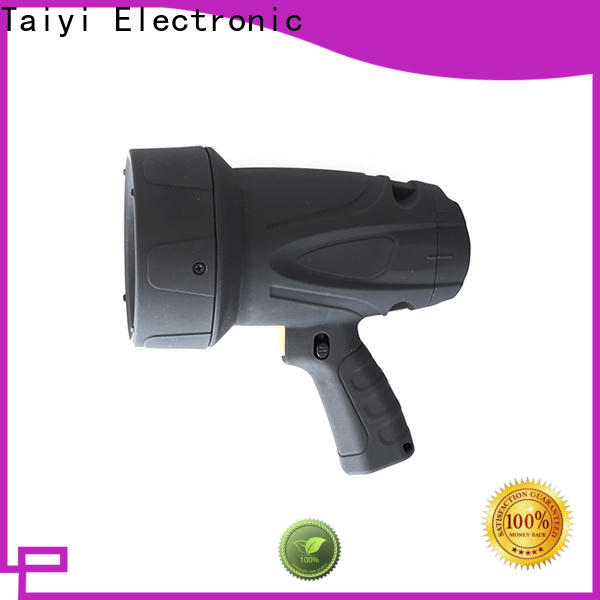 Taiyi Electronic outdoor portable searchlight rechargeable series for vehicle breakdowns