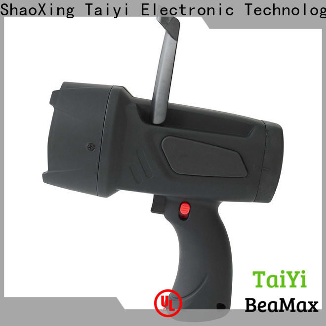 Taiyi Electronic bright 12v hunting spotlight supplier for search